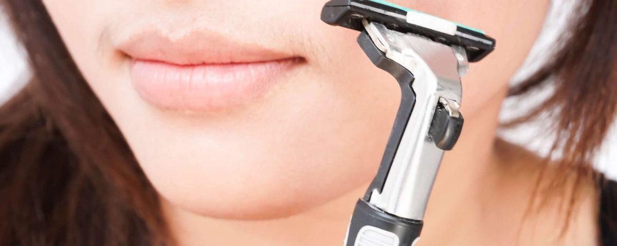 Depilacja laserowa Bydgoszcz usuwanie owłosienia twarzy kobiet